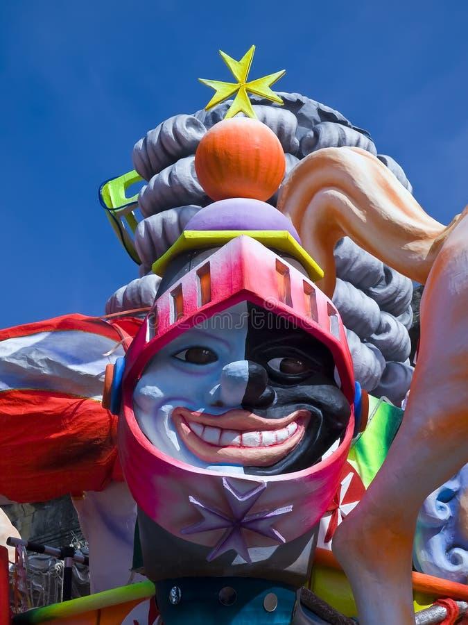 karnevaldetaljfloat arkivbilder