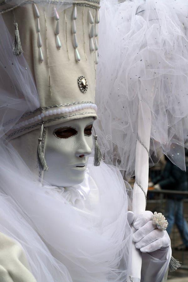 karnevalitaly maskering venice royaltyfria bilder