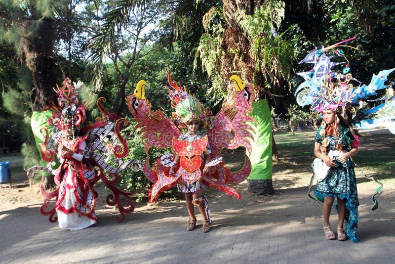 Karnevalkläder fotografering för bildbyråer