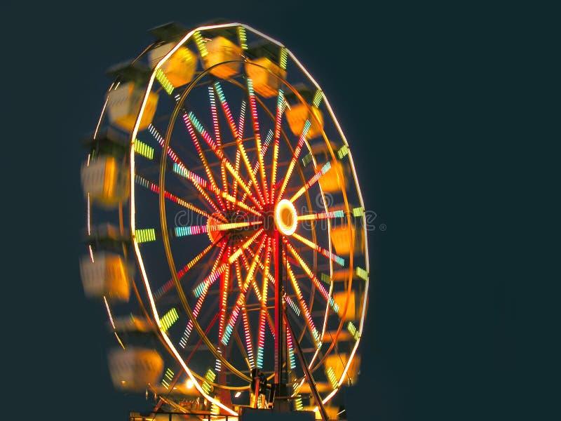 Karnevals-Fahrt stockfoto