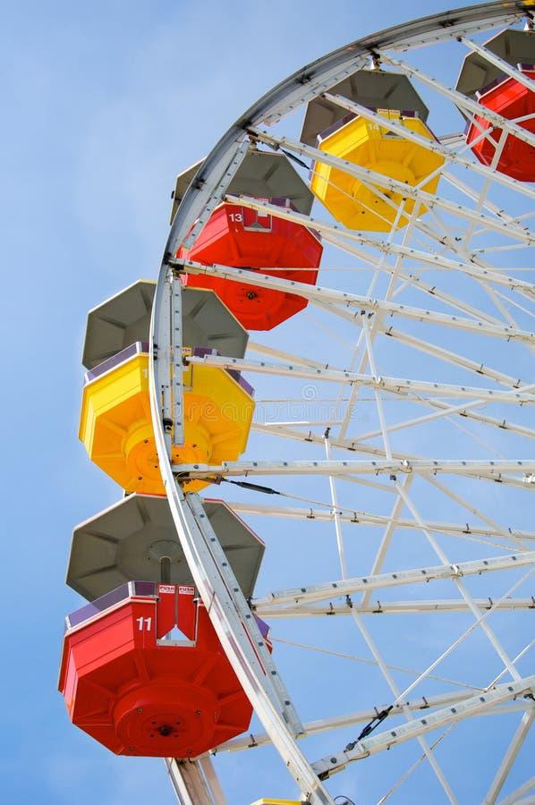 Karnevals-Fahrt lizenzfreies stockfoto