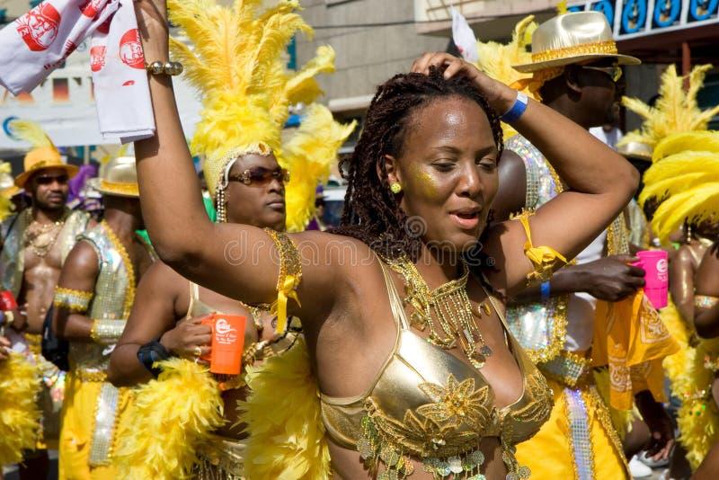 Karnevalsfreude lizenzfreies stockfoto