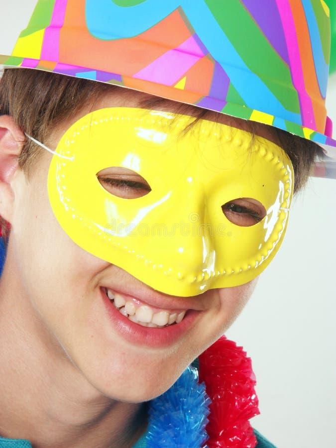 Karnevalskind. lizenzfreie stockbilder