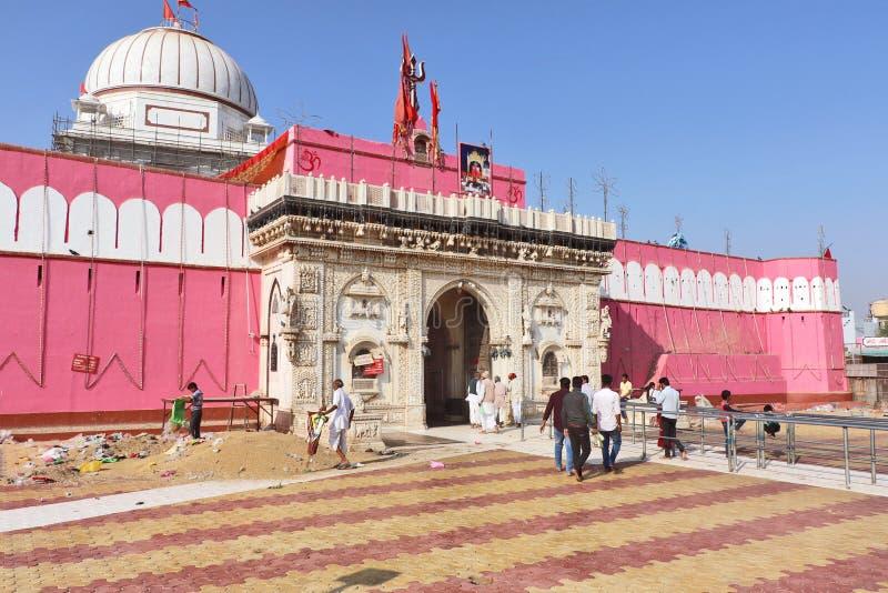 Karni Mata Temple o templo de ratas, Bikaner imagen de archivo libre de regalías