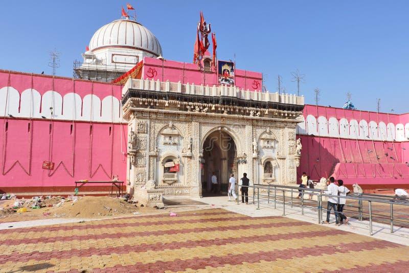 Karni Mata Temple o templo de ratas, Bikaner fotos de archivo libres de regalías