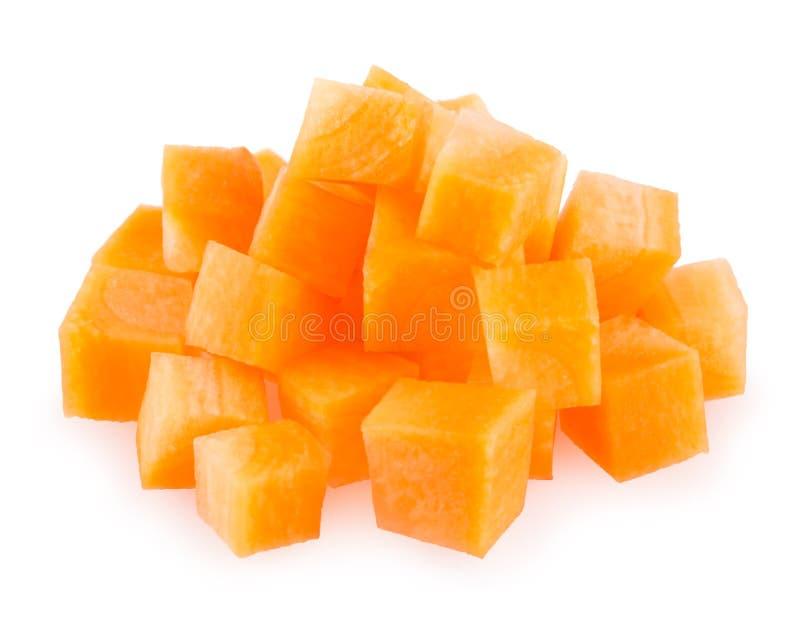 Karotten-Scheiben lizenzfreies stockfoto