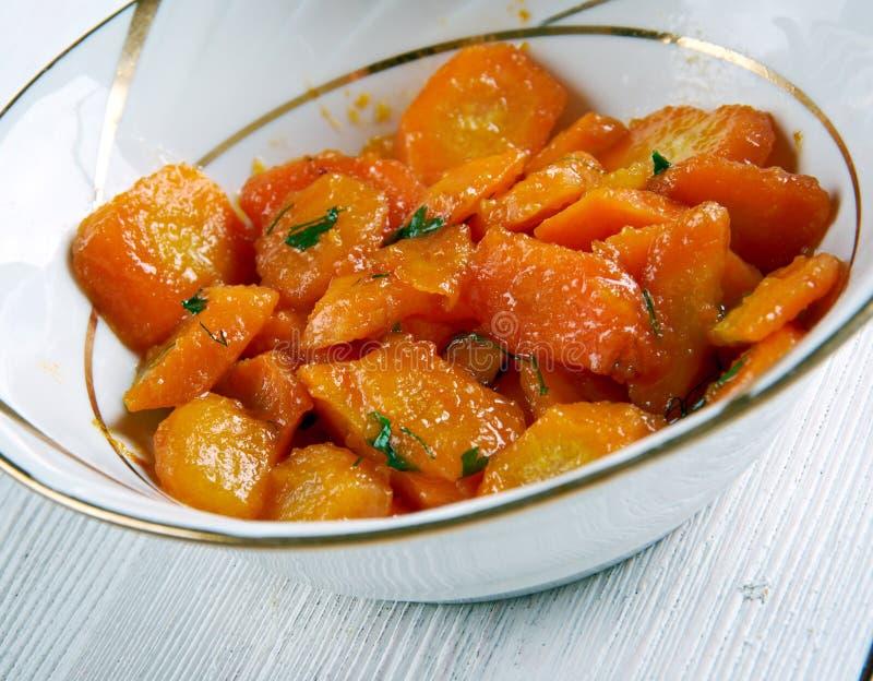 Karotten Vichy stockfoto