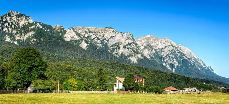 Karpatenberge, Rumänien stockfoto