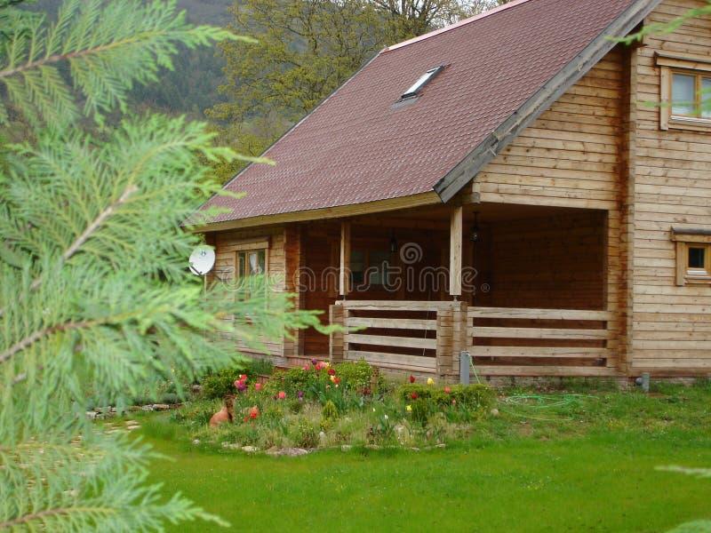 Download Karpenisi country house stock image. Image of euritania - 3405433