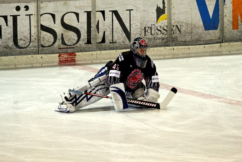 Download Karri Ramo warm up editorial photo. Image of hockey, flyers - 10432321