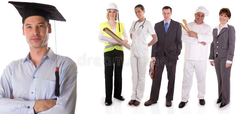 Karriere lizenzfreies stockbild