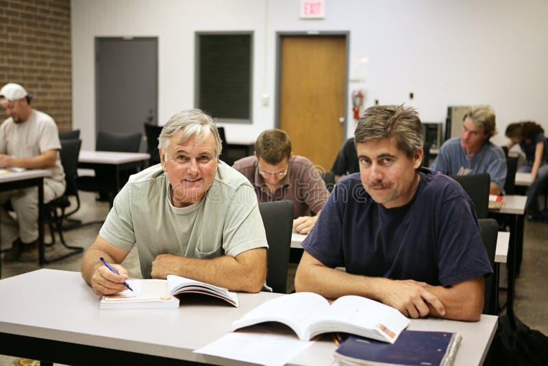 Karriere-Training für Erwachsene lizenzfreies stockbild