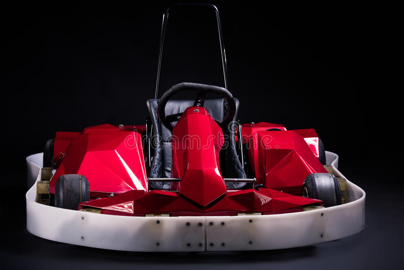 Kart eléctrico imagenes de archivo