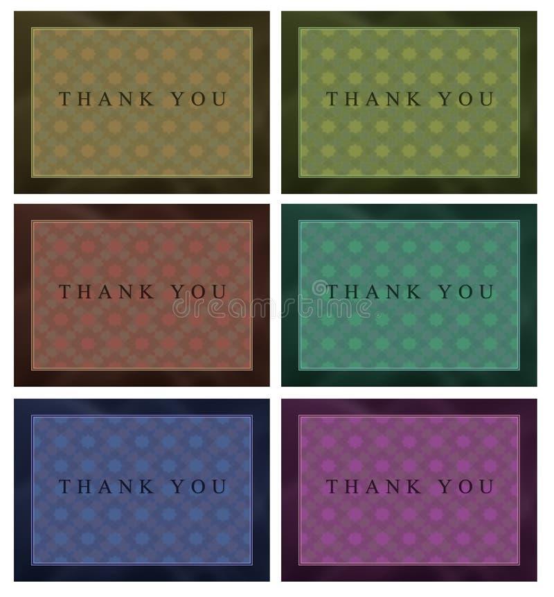 karta dziękować ty obrazy royalty free