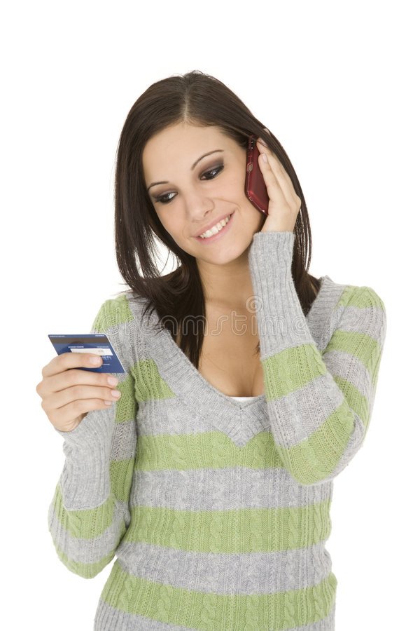 karta kredyt obrazy stock