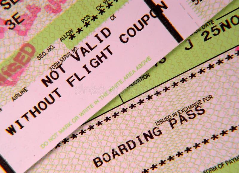 Download Karta pokładowa obraz stock. Obraz złożonej z bilet, podró - 29847