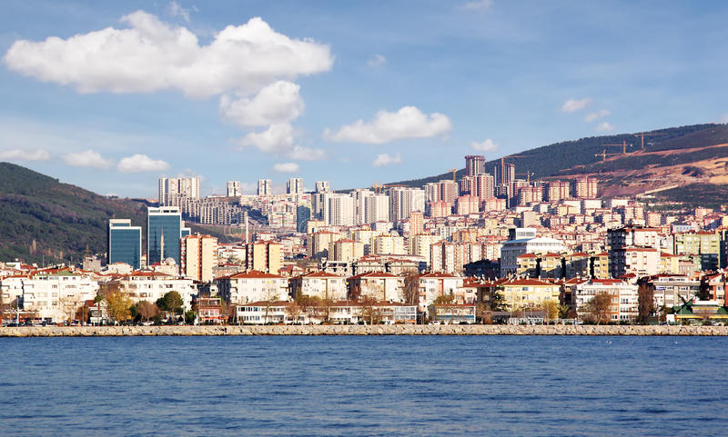 Kartal, Istanbul lizenzfreies stockbild