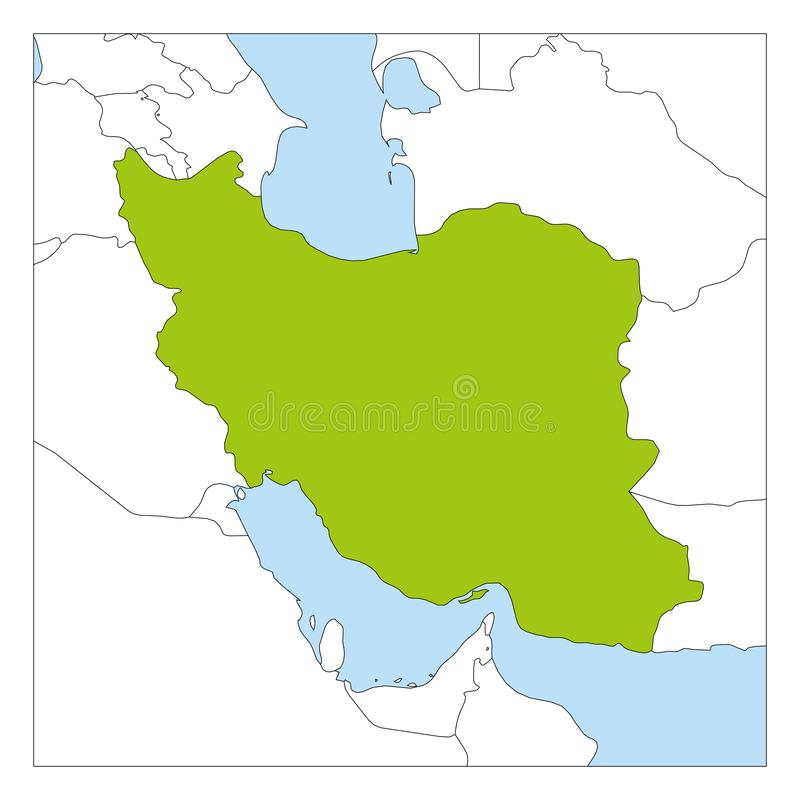 Armenien Karte.Armenien Karte Nachbarlander