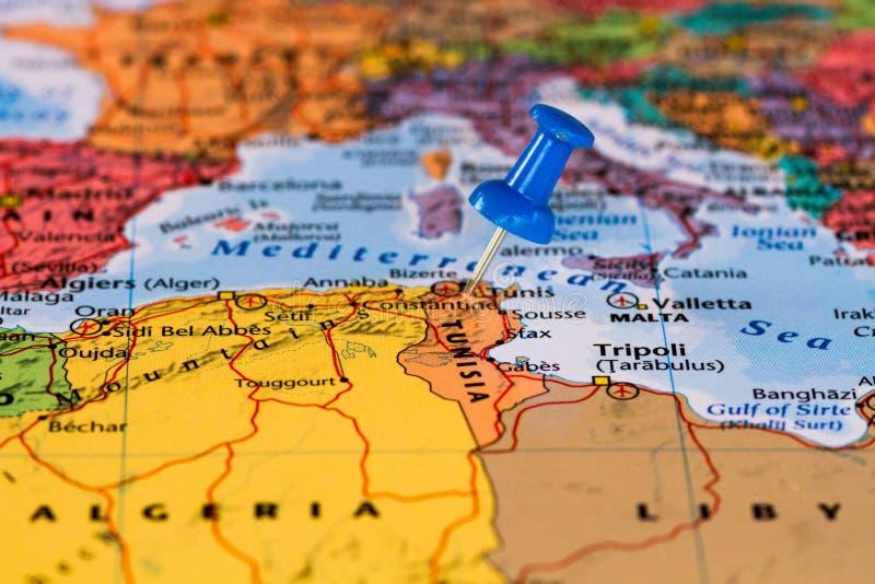 Exceptional Download Karte Von Tunesien Stockfoto. Bild Von Plan, Anfang, Auslegung    54027084