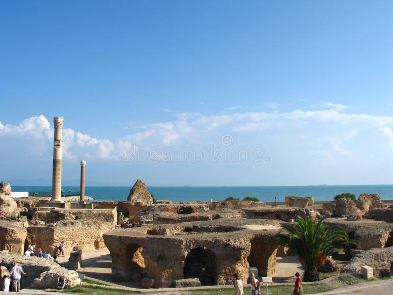 Karthago stockfotos