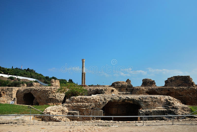 Karthago in Tunesien