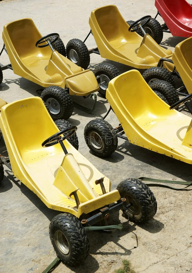 Download Karting  car stock photo. Image of play, plaything, playground - 15534152