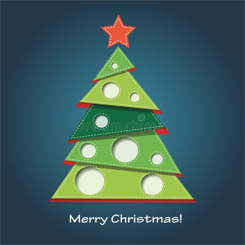 Kartka Bożonarodzeniowa Bezpłatne Obrazy Stock