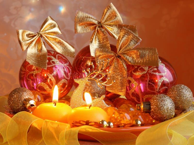 Kartka Bożonarodzeniowa - Akcyjna Fotografia zdjęcie royalty free