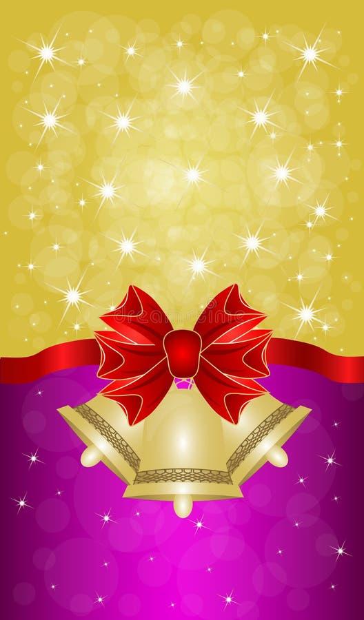 Kartka z pozdrowieniami royalty ilustracja