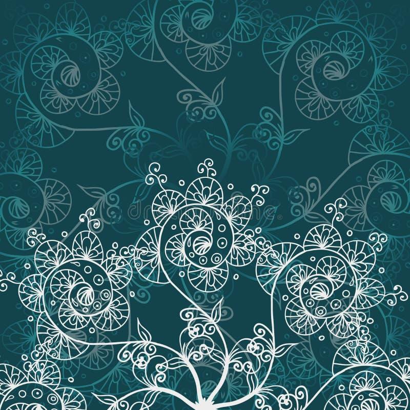 Kartka z pozdrowieniami lub zaproszenie, tło z doodle rysunkowym elementem dla twój projekta ilustracji