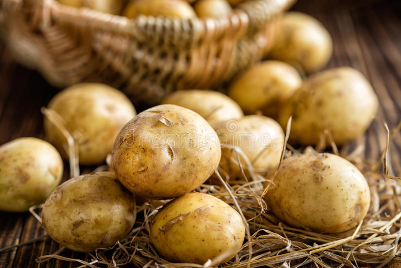 Kartoffel stockfotos