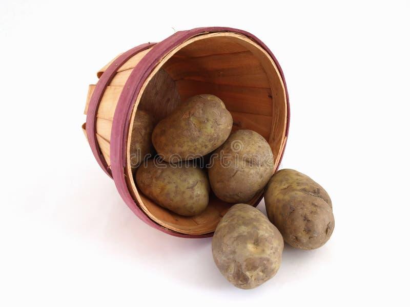 Kartoffel-Plättchen lizenzfreies stockfoto