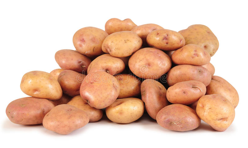 Kartoffeln. lizenzfreies stockfoto
