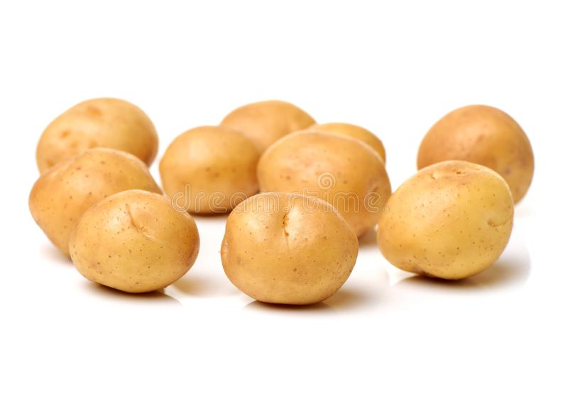 Kartoflana wiązka obrazy royalty free