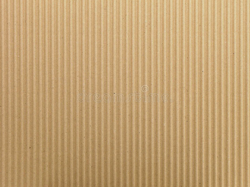 karton gofrujący obraz royalty free