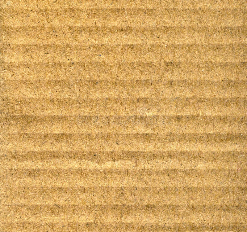 Karton papierowa tekstura obraz royalty free