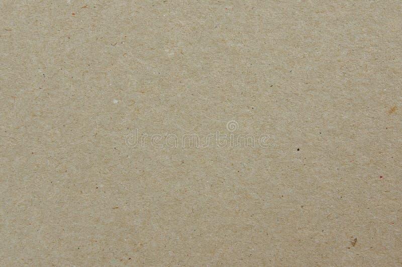 Karton papierowa tekstura dla tła - SUROWA kartoteka zdjęcie stock