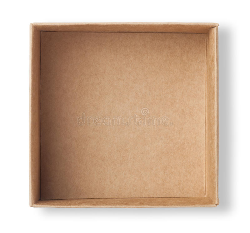 Download Karton pusty obraz stock. Obraz złożonej z poczta, statki - 41953259