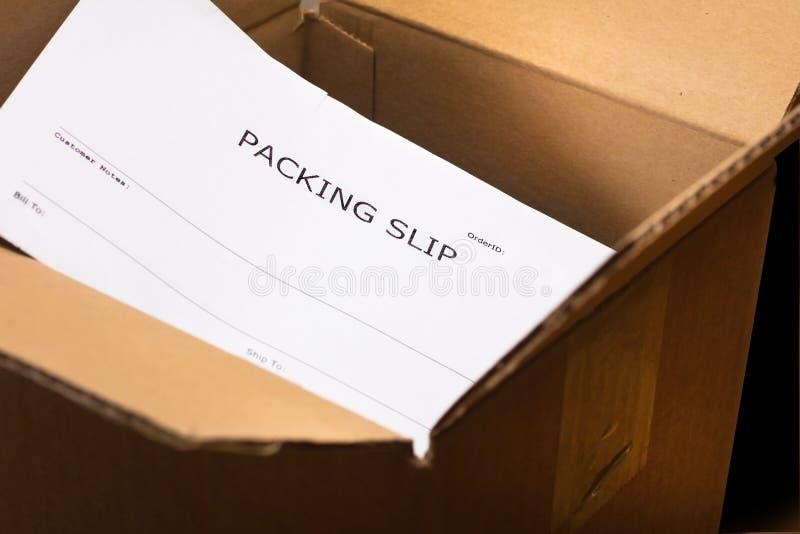 karton wysyłka zdjęcia stock