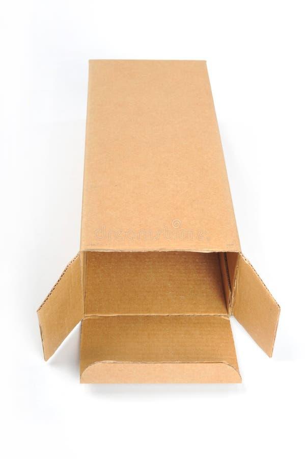Download Kartonkasten stockbild. Bild von rahmen, verpacker, post - 9088915