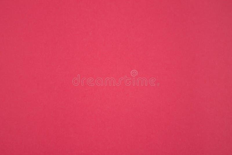 Kartonowa czerwień obraz stock