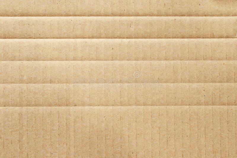 Kartonowa tekstura 2 zdjęcie stock