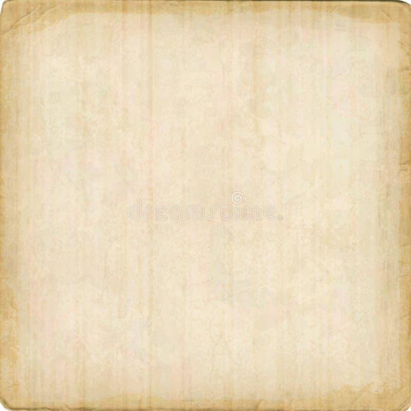 Kartonowy Wektorowy tekstury tło royalty ilustracja
