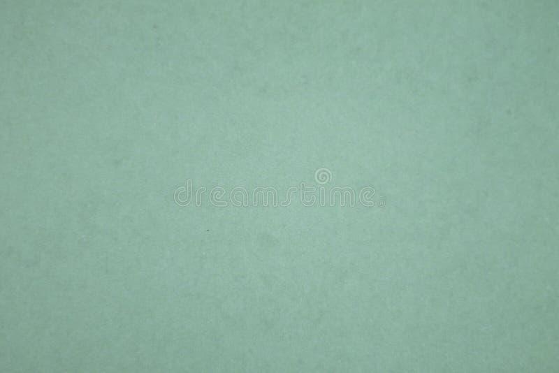 Kartonowy zielony i błękitny zdjęcia stock