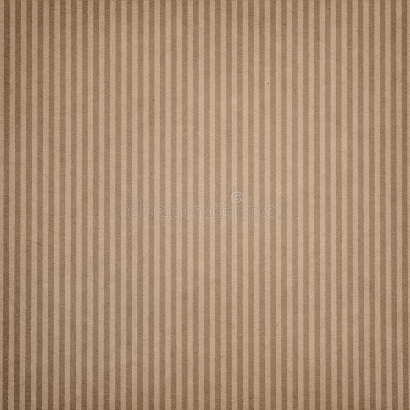 Kartonu lub papieru tekstura z lampasem obraz stock