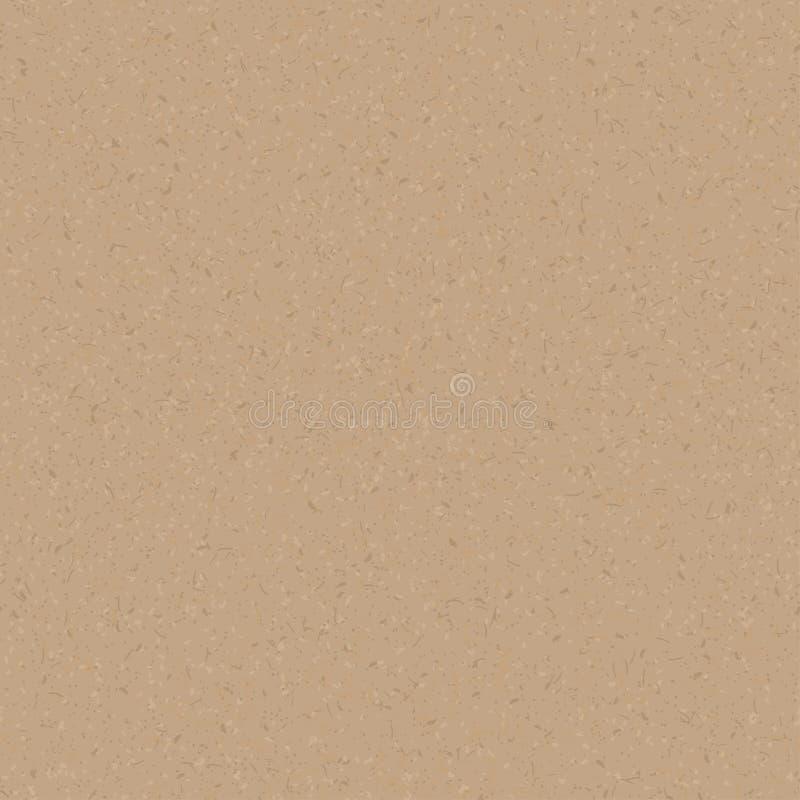 Kartonu papierowy szablon ilustracji