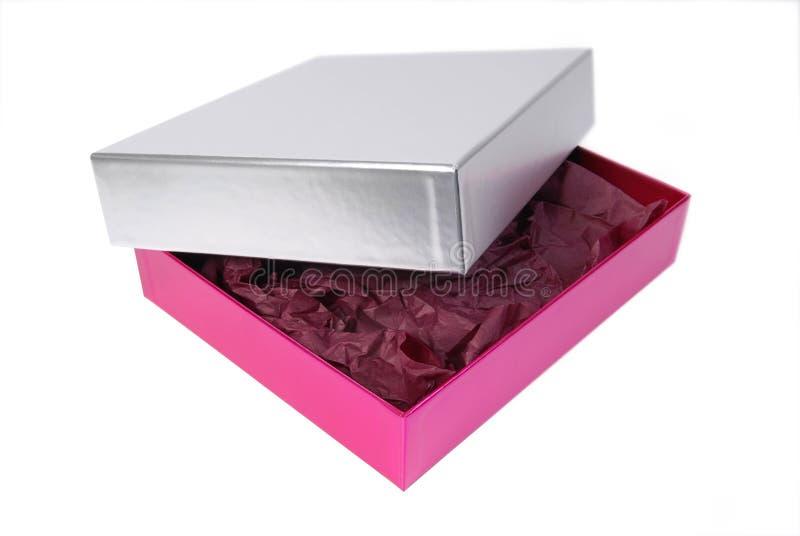 kartonu prezent zdjęcie royalty free