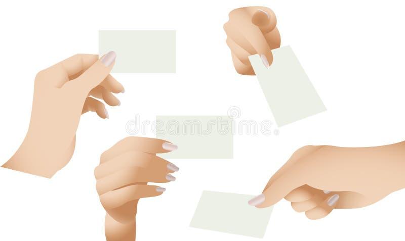 karty ilustracji