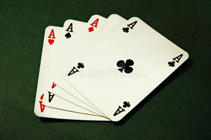 karty. obraz royalty free
