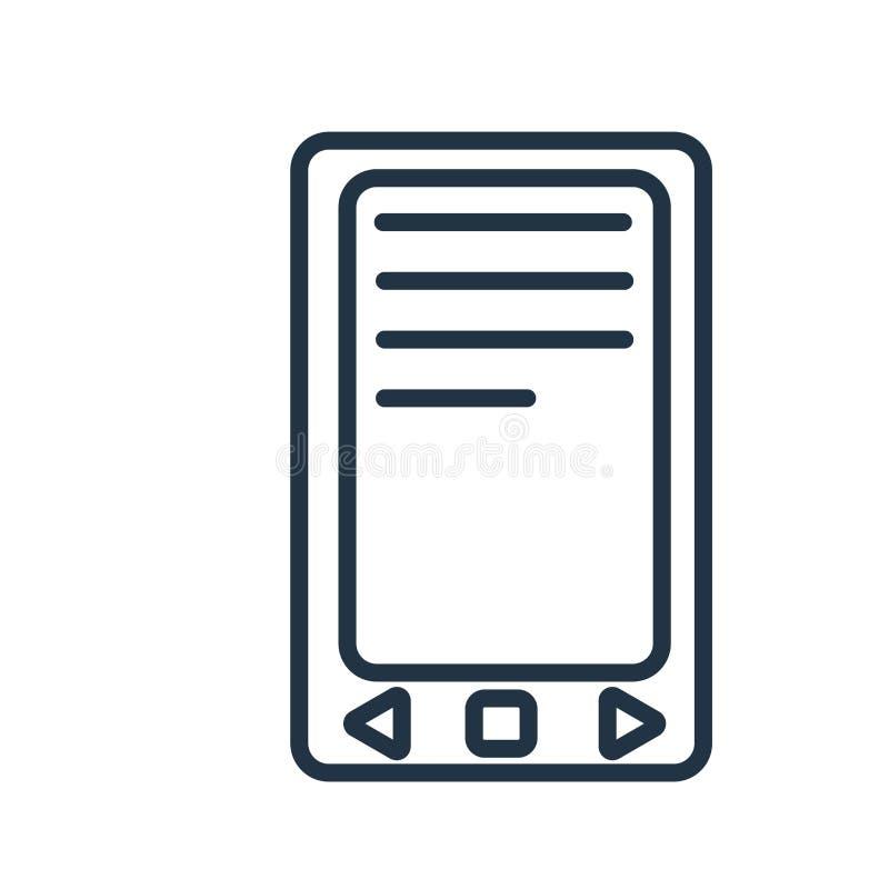 Karty kredytowej ikony wektor odizolowywający na białym tle, karta kredytowa znak ilustracji